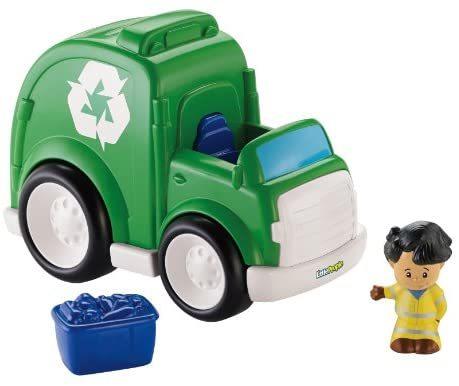 T5475: LittlePeople Garbage Truck