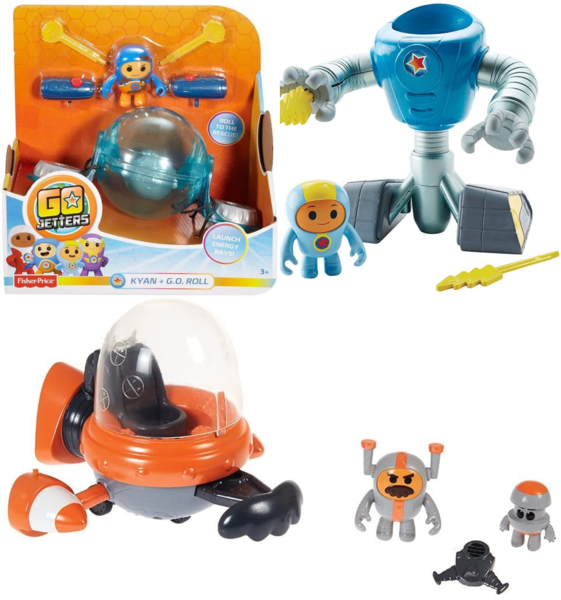 S7316: Go Jetters Space Fighters