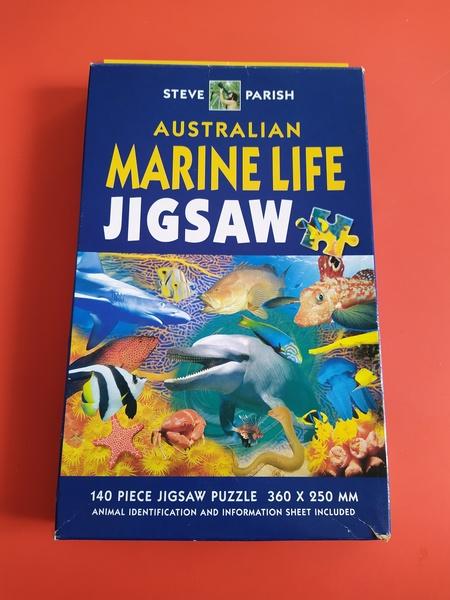 K8289: Australian Marine Life Jigsaw Puzzle