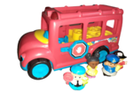 T54101: Little People Red Bus