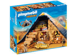 K5391: Playmobil Pharaoh's Pyramid
