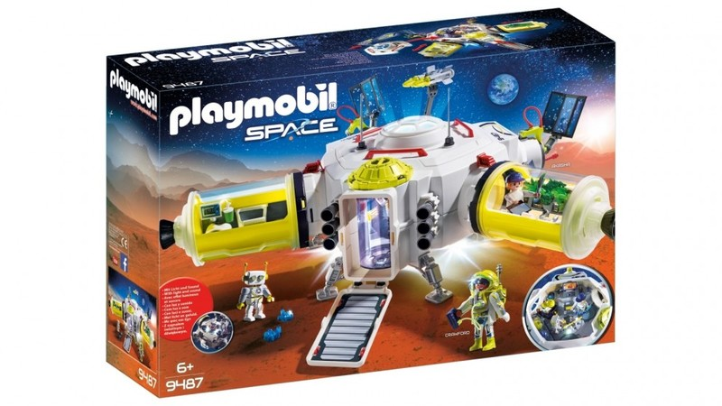 K5392: Playmobil Mars Space Station