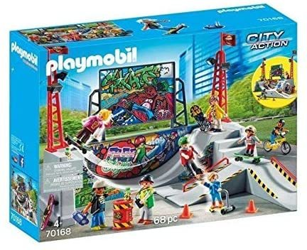 K5394: Playmobil City Action