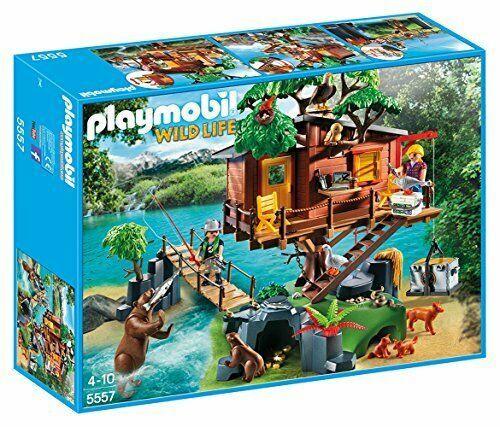 K5395: Playmobil Adventure Tree House