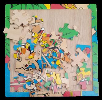 T8215: Animal Puzzle