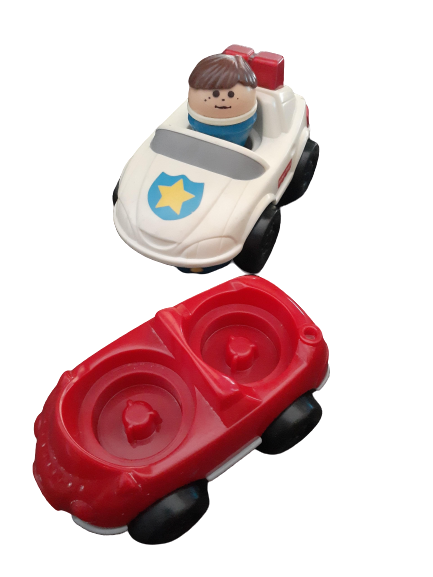 T5471: Little People Police Chase