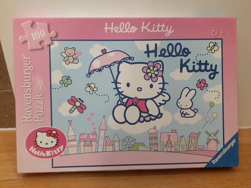 S8220: Hello Kitty Puzzle