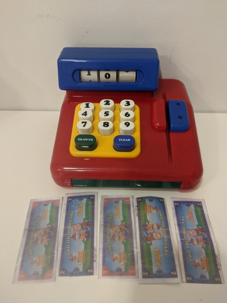 K5108: Cash Register