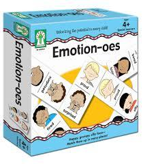 K4110: Emotion-oes