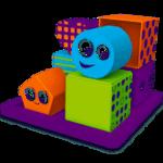 K9603: Mental Blox Junior Logic Game