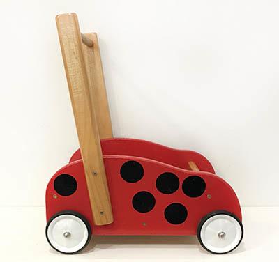 T1386: Ladybird Wagon
