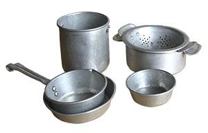 K5120: Camping Cookware Set