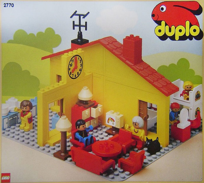 K5154: Duplo Doll's House