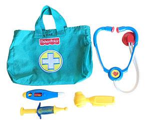 K5168: Fisher Price Medical Kit