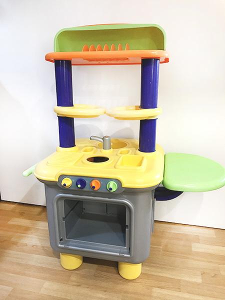 K5171: Kitchen Stove / Sink (2 part toy!)
