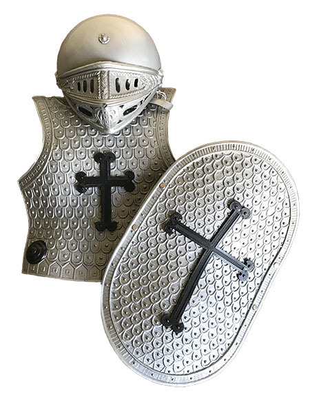 K5274: Knights Armour Dress Up