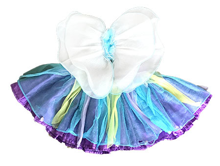 K521325: Fairy Skirt & Wings