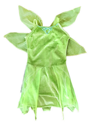 K521329: Tinkerbell Costume