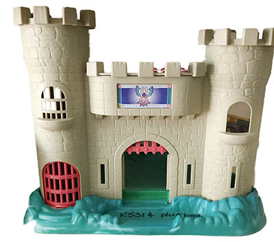 K5314:  Castle Set PLUS BAG!!