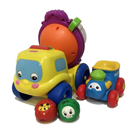 B5405: Fisher Price Toddler Transport