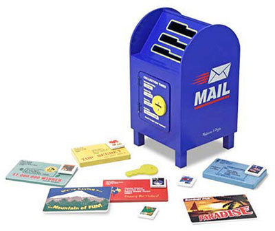 T4187: Stamp and Sort Mailbox