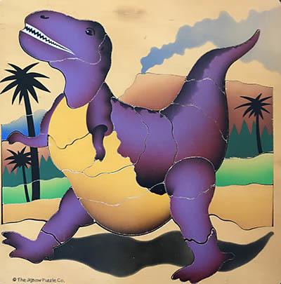 K8154: Tyrannosaurus Rex Puzzle