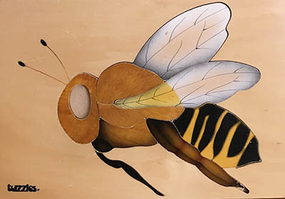 K8159: Bee Puzzle