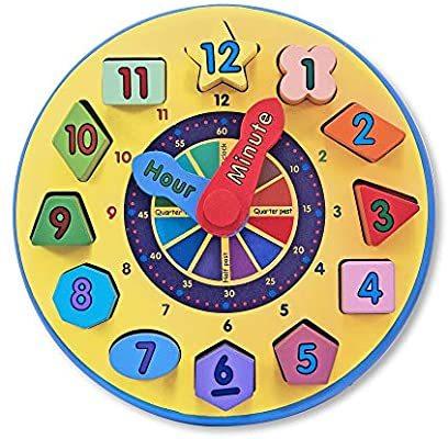 K8169: Puzzle Clock