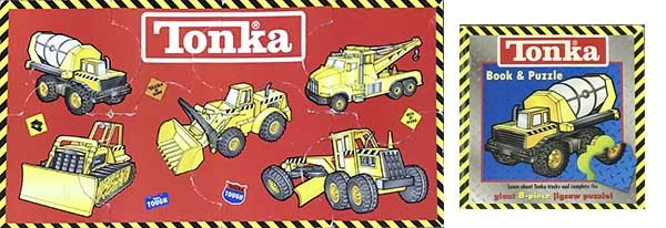 K8204: Tonka Book & Puzzle