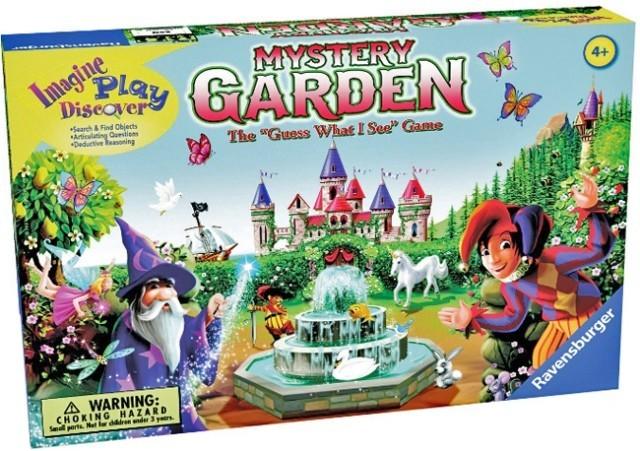 S9604: Mystery Garden Game