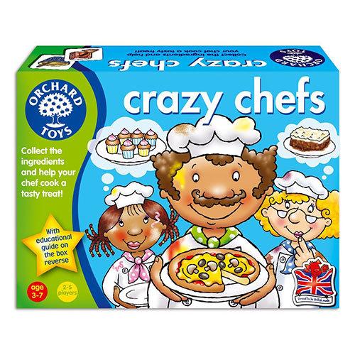 K9603: Crazy Chefs Game