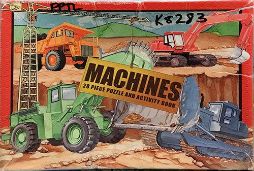 K8283: Machines Puzzle
