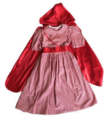 K5210: Little Red Riding Hood Costume