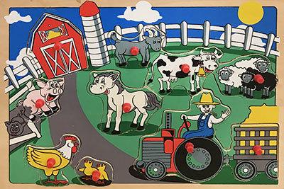 K821289: Farm Puzzle