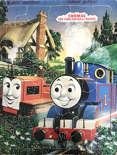 K821303: Thomas Jigsaw Puzzle