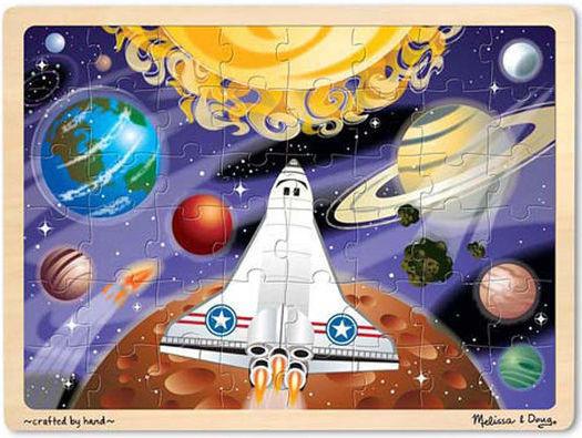 K821347: Space Voyage Puzzle
