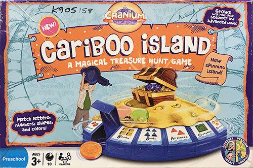 K905158: Cariboo Island
