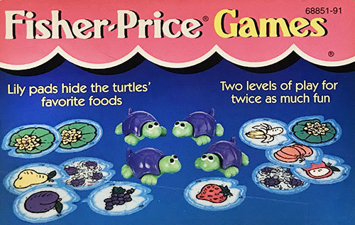 K9119: Turtle Game