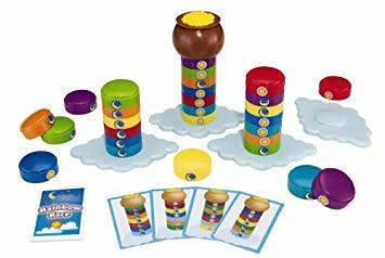 K911041: Rainbow Race Game