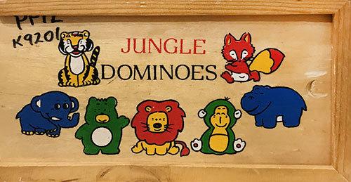 K9201: Jungle Dominoes