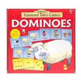 K9217: Dominos - Farmyard Tales Game