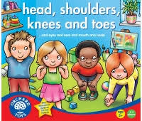 K9514: Head, Shoulders, Knees and Toes