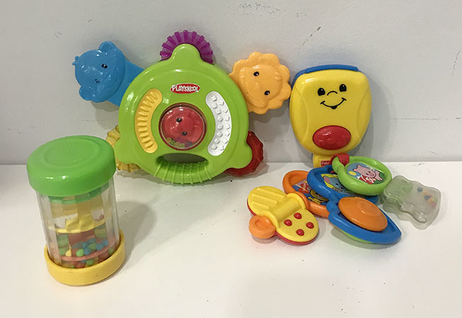 B2201: Baby Rattles Pack