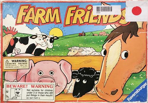 K9628: Farm Friends
