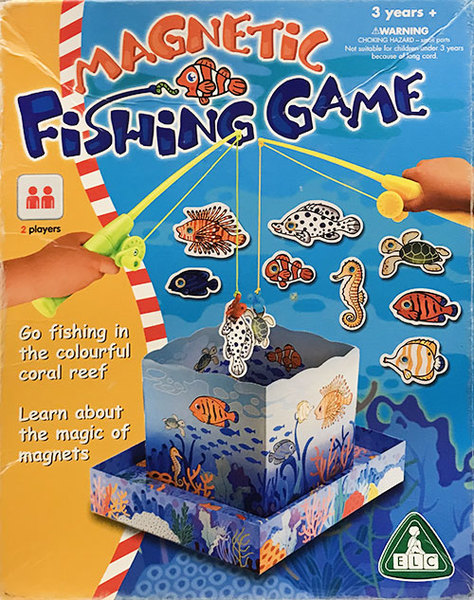 K9638: Magnetic Fishing Game