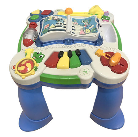B141405: Leap Frog Activity Table