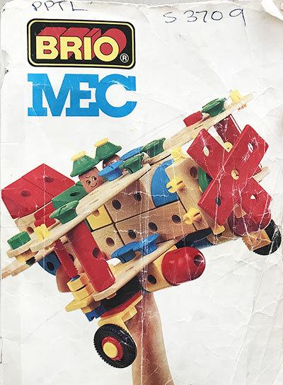 S3709: Brio Mec Set 1