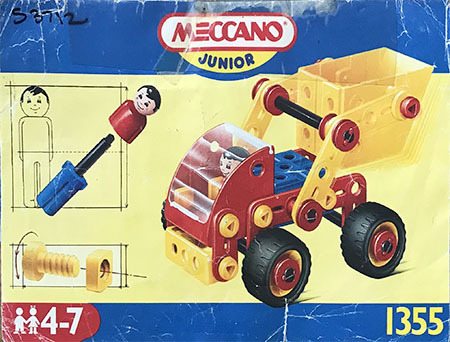 S3712: Junior Meccano