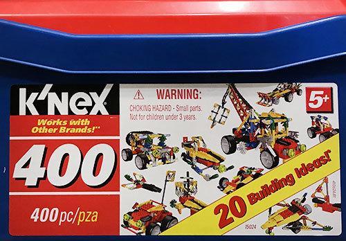 S3726: Knex Tough Trucks