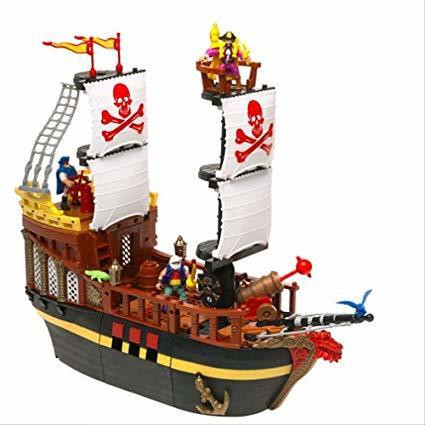 S3741: Fisher Price Pirate Raider